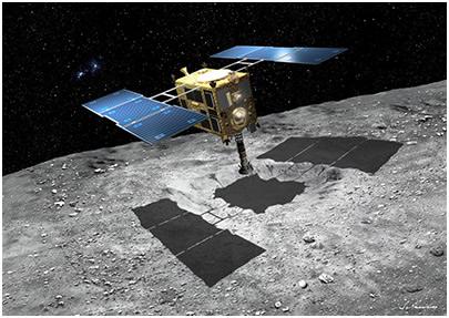 hayabusa mk2 spacecraft -#main